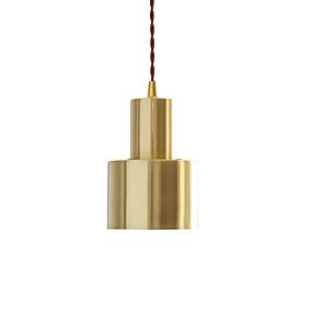 billige Hengelamper-geometriske Anheng Lys Omgivelseslys galvanisert Metall 110-120V / 220-240V