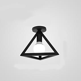 billige Hengelamper-Cone / geometriske Anheng Lys Nedlys Malte Finishes Metall 110-120V / 220-240V Varm Hvit / Kald Hvit