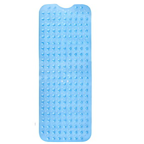 voordelige Matten & Tapijten-1pc Modern Badmatten PVC Nieuwigheid Badkamer Anti-slip