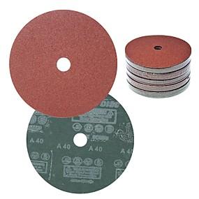 povoljno Tool Accessories-brusna kuka i petlja brusni disk Sandpapper 50pc 7.0 40 granulacija 7/8 sjenica