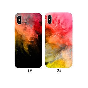 billige Telefoner og tilbehør-tilfelle for eple iphone xr / iphone xs maks mønster bakdeksel 3d tegneserie soft tpu for iphone x xs 8 8plus 7 7plus 6 6plus 6s 6s pluss
