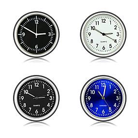 povoljno Vanjska oprema-auto ornament automobilski sat auto sat automobila unutrašnje uređenje stick-on sat ukrasa pribor