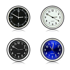 levne 50%OFF-auto ozdoba automobilové hodiny auto hodinky automobily interiér dekorace nalepovací hodiny ozdoby doplňky