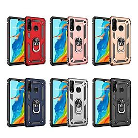 halpa Puhelimen kuoret-Etui Käyttötarkoitus Huawei Huawei P20 lite / Huawei P30 / Huawei P30 Pro Iskunkestävä / Tuella Takakuori Panssari Kova PC