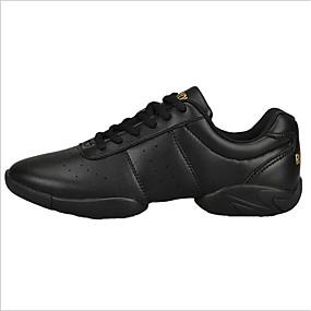 baratos Sapatos Esportivos Femininos-Mulheres Couro Ecológico Verão Tênis Salto de bloco Branco / Preto