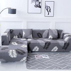 billige Nyheter-Sofatrekk Romantik / Klassisk / Moderne Garn Bleket Polyester slipcovere