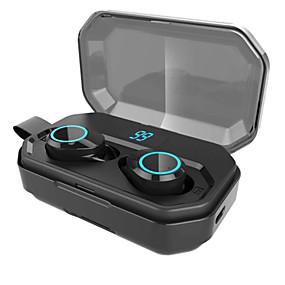 povoljno TWS SPrava bežična slušalica-x6 pro tws bluetooth 5.0 slušalice bežični 4000mah slučaj za punjenje vodootporan pk xiaomi bluetooth slušalice airdots