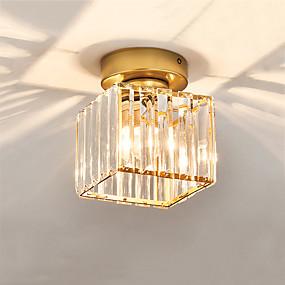 povoljno Kristal Svjetla-CONTRACTED LED® Kristal / Geometrijski Flush Svjetla Ambient Light Glass Crystal, Mini Style, Kreativan 110-120V / 220-240V