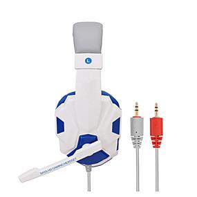 voordelige Gaming-sy830 bedrade hoofdtelefoon stereo headset gaming oortelefoon voor computer met microfoon voor ps4 / xbox one / pc
