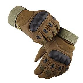 billige Nyankomne i august-berøringsskjerm full finger utendørs hansker antislid slitesterk motorsykkel utendørs hansker
