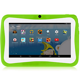 abordables Tablettes-BDF BDF_768 7 pouce Android Tablet ( Android 4.4 1024 x 600 Quad Core 512MB+8GB )