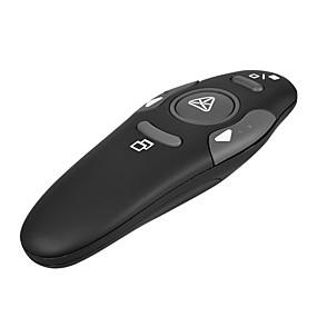 abordables Pointeurs Laser-Présentation sans fil usb 2.4ghz présentation PowerPoint avec stylo à cliquet et présentateur avec télécommande à lumière rouge