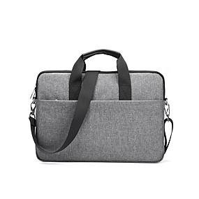 """hesapli Çantalar, Kollu ve Kılıflar-15 """"Dizüstü Bilgisayar Kol / Omuz çantası / El Çantaları Naylon fiber Solid Uniseks Su Geçirmez Darbelere Dayanıklı"""