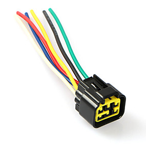 billige Nyankomne i oktober-6-pinners cdi-ledningskabels ledningskoblingsplugg for yamaha ybr125 jym125