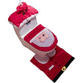 voordelige Matten & Tapijten-Kerstversieringen Vakantie Polyesteri Mini Noviteit Kerst decoratie