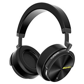 voordelige Gaming-bluedio t5 hifi actieve ruisonderdrukkende koptelefoon draadloze bluetooth over-ear headset met microfoon voor telefoons& muziek-