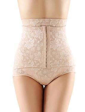 billige Formtøy-body shaper pustende høy midje slanke hofter løfte opp magen contorl truser bukser hud