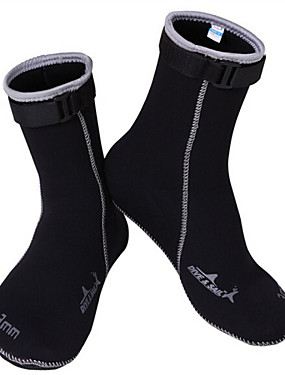 cheap Sports & Outdoors-Water Socks 3mm for Adults - High Strength Softness Diving Surfing Snorkeling