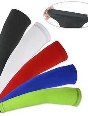ieftine Sport i aktivnosti na otvorenom-XINTOWN Cizme pentru ciclism Armwarmers Ușor Cremă Cu Protecție Solară Rezistent la UV Respirabil Comfort Bicicletă / Ciclism Rosu Verde Albastru Elastan Iarnă pentru Bărbați Pentru femei Adulți