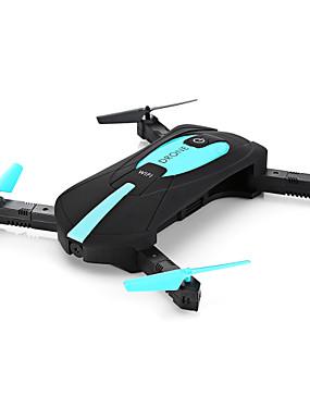 ieftine Lichidare Stoc-RC Dronă JY 018 4 Canal 6 Axe 2.4G Camera HD 720P 2.0MP Quadcopter RC O Tastă Pentru întoarcere / Headless Mode / Cu Susul în Jos De Zbor Quadcopter RC / Telecomandă / 1 Stație de Încărcare
