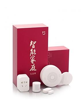 povoljno Xiaomi Mijia-xiaomi mijia sigurnosni komplet aqra wiress alarmni sigurnosni sustav setovi 5 u 1 senzori na vratima prozora vrata senzora ljudskog tijela bežični prekidač senzor pokreta pir multifunkcionalna pametn