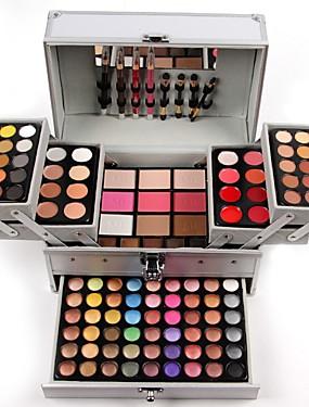 halpa Silmät-Makeup Set Luomivärit Puuterit Ammattilais Monikerroksinen Korkealaatuinen 1 pcs Meikki 130 väriä kosmeettinen Hoitotarvikkeet
