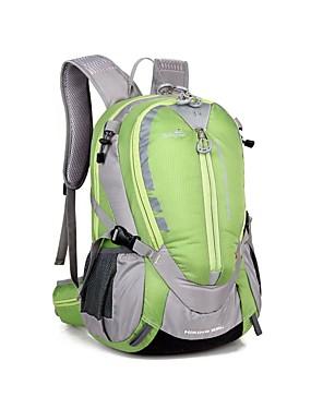 povoljno Sport és outdoor-25 L Ruksaci Planinarski ruksaci ruksak Udobnost Vanjski Camping & planinarenje Pješačenje Vježbanje na otvorenom Najlon žuta Bijela Zelen