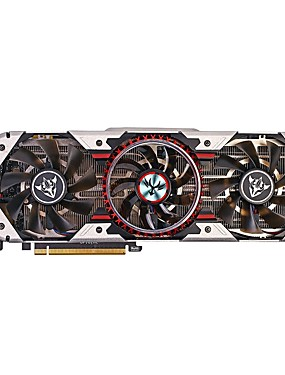 cheap COLORFUL-COLORFUL Video Graphics Card GTX1080Ti 1708 MHz MHz 11 GB / 352 bit GDDR5X
