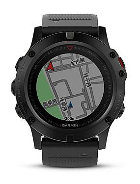 billige Sport og friluftsliv-GARMIN® Fenix 5X Sykkelcomputer Bærbar Sykling GPS Veisykling Sykling / Sykkel Foldesykkel Sykling
