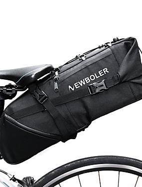 7fd61607c 10 L Bolsa para Guardabarro Reflexivo Gran Capacidad Impermeable Bolsa para  Bicicleta Poliéster 600D Bolsa para Bicicleta Bolsa de Ciclismo Ciclismo ...