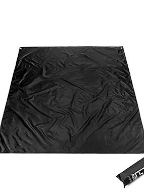povoljno Sport és outdoor-AOTU Prostirka za piknik Vanjski Prijenosno Ultra Light (UL) Otporno na nošenje Oxford tkanje 210*200 cm Camping & planinarenje Penjanje Kampiranje / planinarenje / Speleologija Sva doba Crn