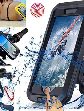 povoljno Sport és outdoor-Nastavak za telefon Touch Screen Vodootporno Veliki utjecaj za Plivanje Ronjenje Motocikl ABS iPhone X iPhone 8 8 Plus iPhone 6 plus Biciklizam Crn