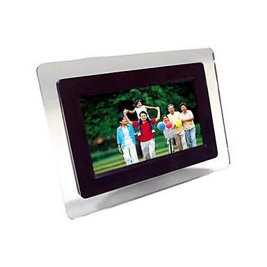 Da 7 pollici cornice digitale con 4 in 1 slot per scheda baq025