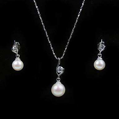 Femme Or Autres Ensemble de bijoux Boucles d'oreille / Colliers décoratif - Ordinaire Pour Mariage / Soirée / Anniversaire