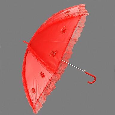 Poignée crochet Mariage Parapluie Parapluie Env.98cm