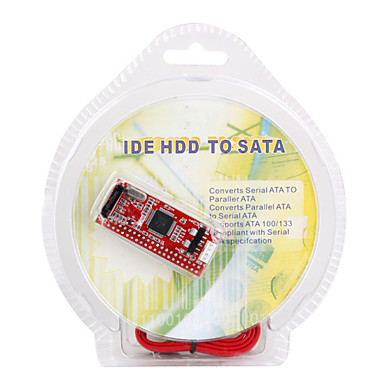 IDE to SATA 100/133 Converter Card for HDD/CD/DVD