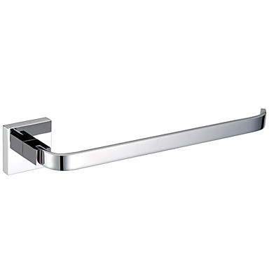 Κρεμάστρα Απίθανο Σύγχρονο Ορείχαλκος 1pc - Μπάνιο / Ξενοδοχείο μπάνιο πετσέτα δαχτυλίδι Επιτοίχιες
