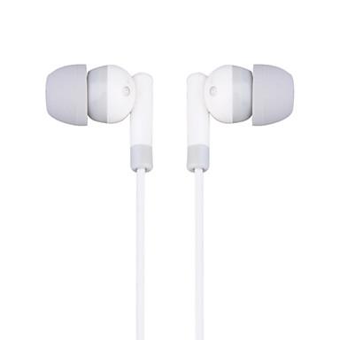 In-Ear Stereo Øretelefoner (hvid)
