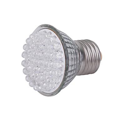 e27 1.5w 38-led blanco natural Spot LED Bombilla (85-265v)