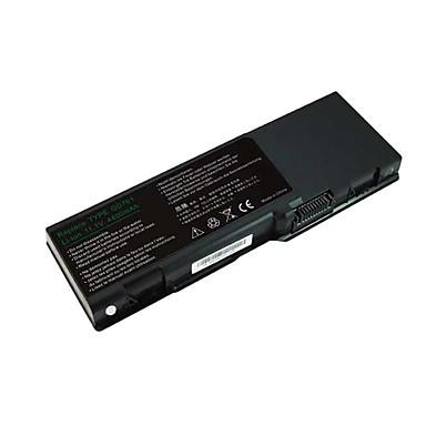 batterie d'ordinateur portable de remplacement gd761/kd476 pour Dell Inspiron 6400/e1505 (09370060)
