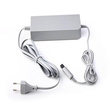 Laturi Käyttötarkoitus Wii U / Wii ,  AC muuntaja Laturi ABS 1 pcs yksikkö
