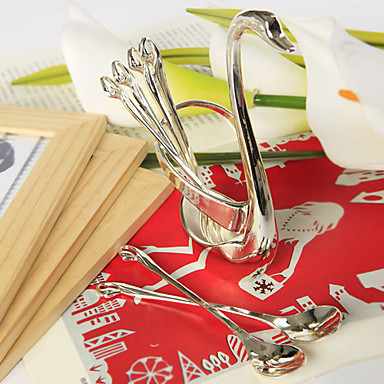 kuğu kaşık seti (6 adet) güzel güzel pratik iyilikler