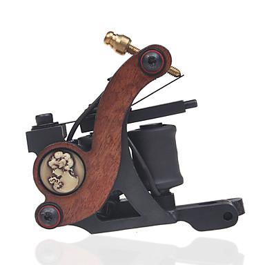 최고급 주철은 와이어 커팅 문신 기계 (10) 랩 코일의 쉐이더 총
