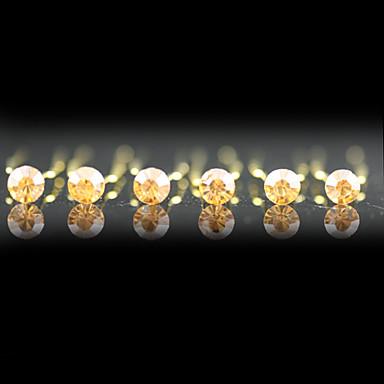 billige Hodeplagg til fest-Edelsten og krystall / Krystall / Tøy Tiaras / Hodeplagg / Hårnål med Krystall 1 Bryllup / Spesiell Leilighet / Fest / aften Hodeplagg / Legering
