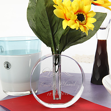 Cristal Tabelul Center Pieces-Personalizat Vase Piece / Set