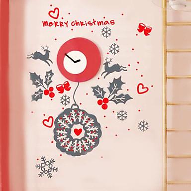 Julepynt wall stickers