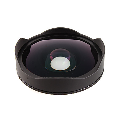 37mm 0.3X Super Wide Angle Fisheye Lens for Camera