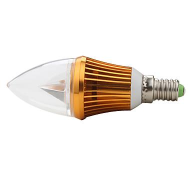 Kynttiläpolttimot - Luonnollinen valkoinen - Koriste - C - E14 - 3.0 W