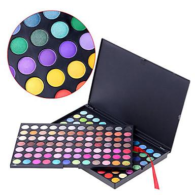 168 couleurs maquillage complet des yeux palette d'ombre