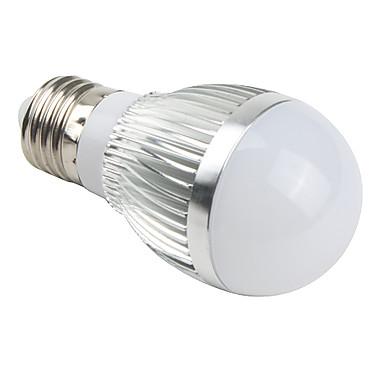 E26/E27 Bulb LED Glob A50 3 led-uri LED Integrat 510lm Alb Natural AC 85-265